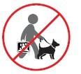 Ningún usuario podrá transportar mas de dos mascotas al tiempo