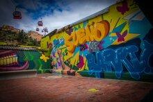 Recordemos el trabajo de los artistas urbanos