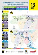 División ruta 341 BD-900 AG-503