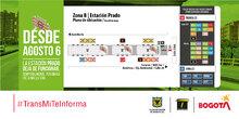 Novedades de las estaciones Prado y Pepe Sierra-6 de Ago-02