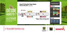Novedades de las estaciones Prado y Pepe Sierra-6 de Ago-03