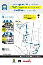 Mapa de la tuta E26B