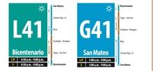 L41-G41-recorrido