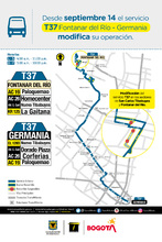 Afiche ruta T37