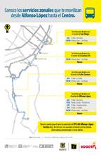 Estas son las alternativas para movilizarse entre Alfonso López y el centro de Bogotá