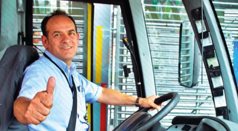Operador de bus