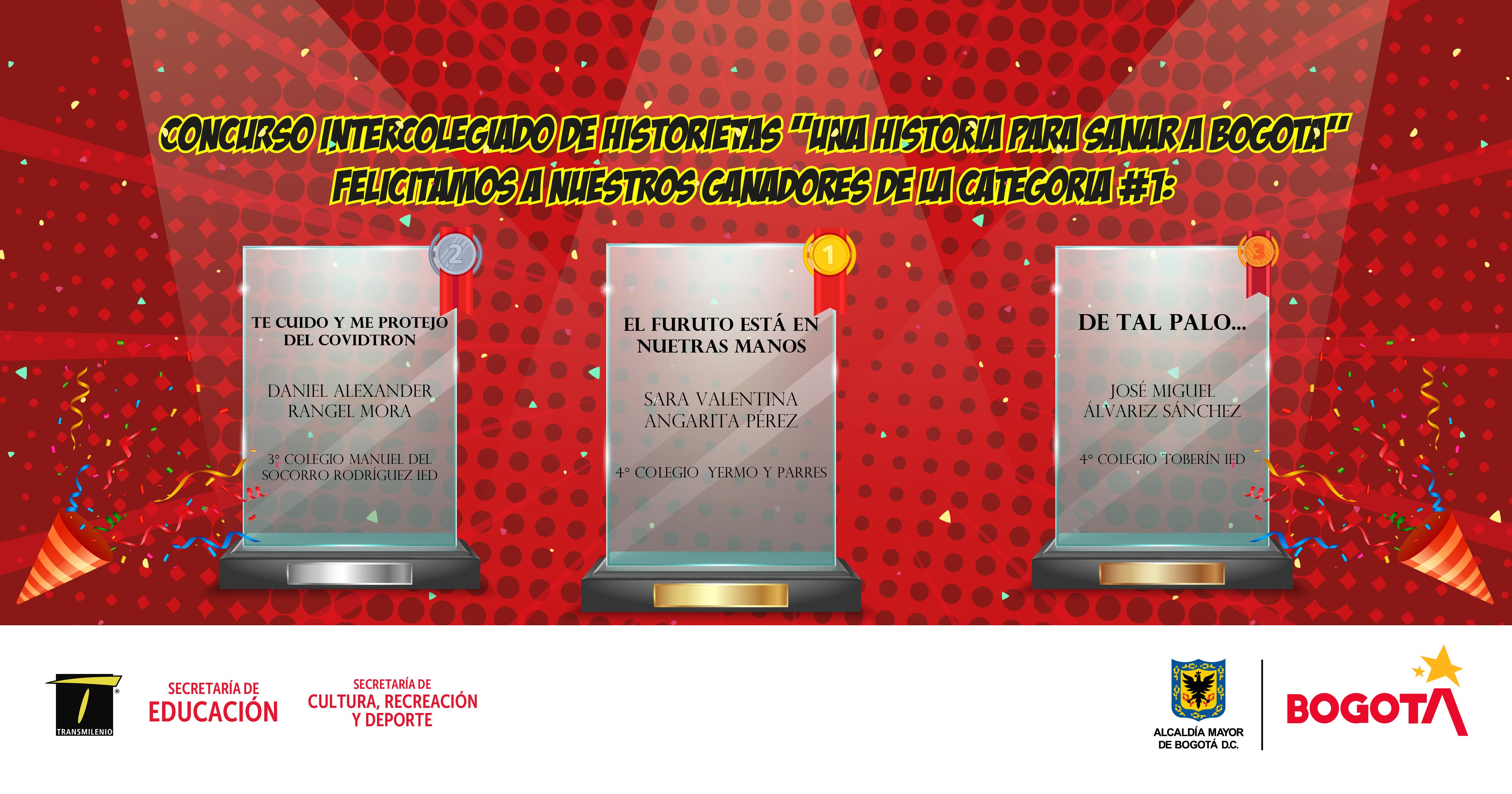 Ganadores categoría 1