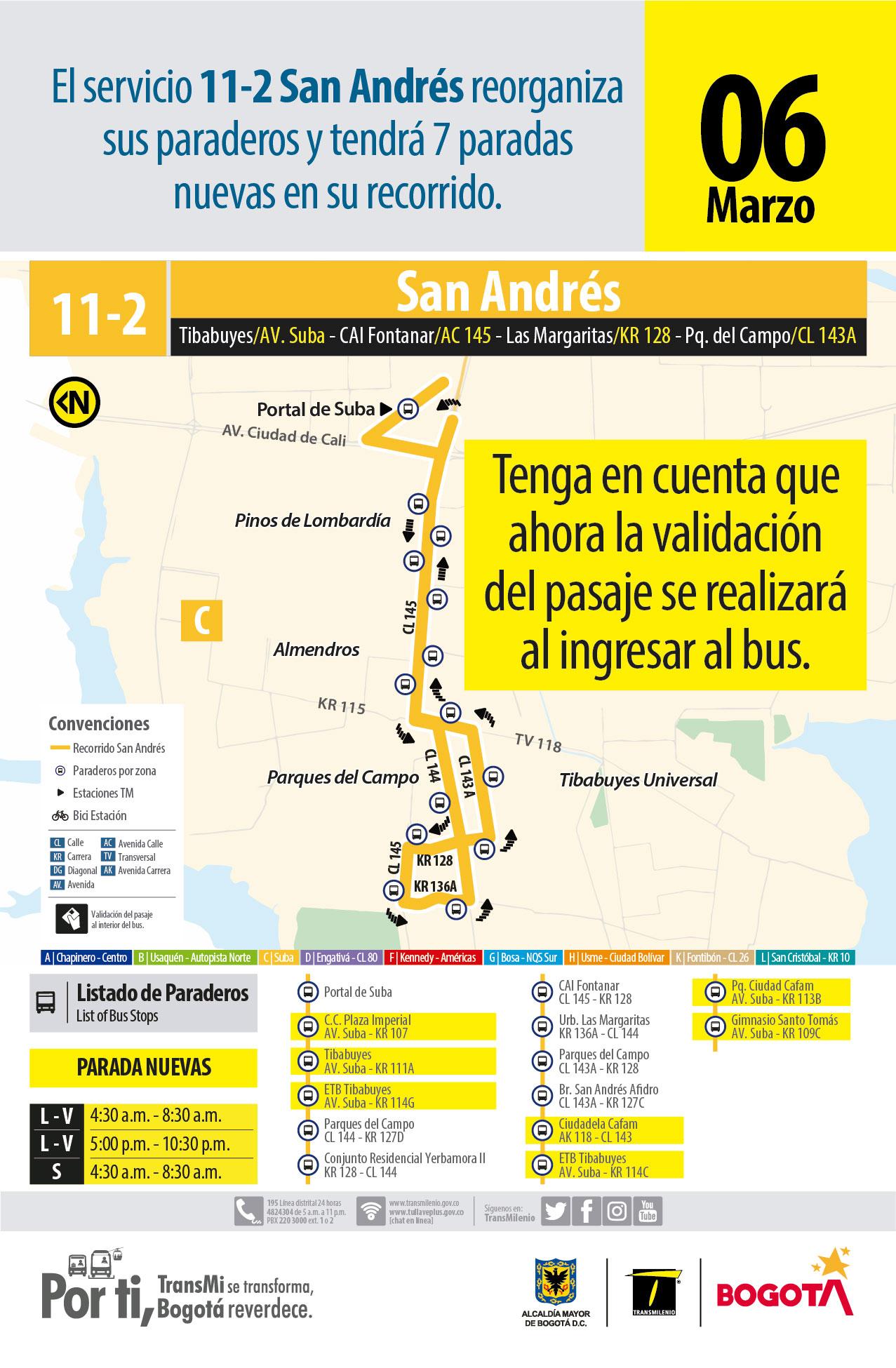 11-2 San Andrés