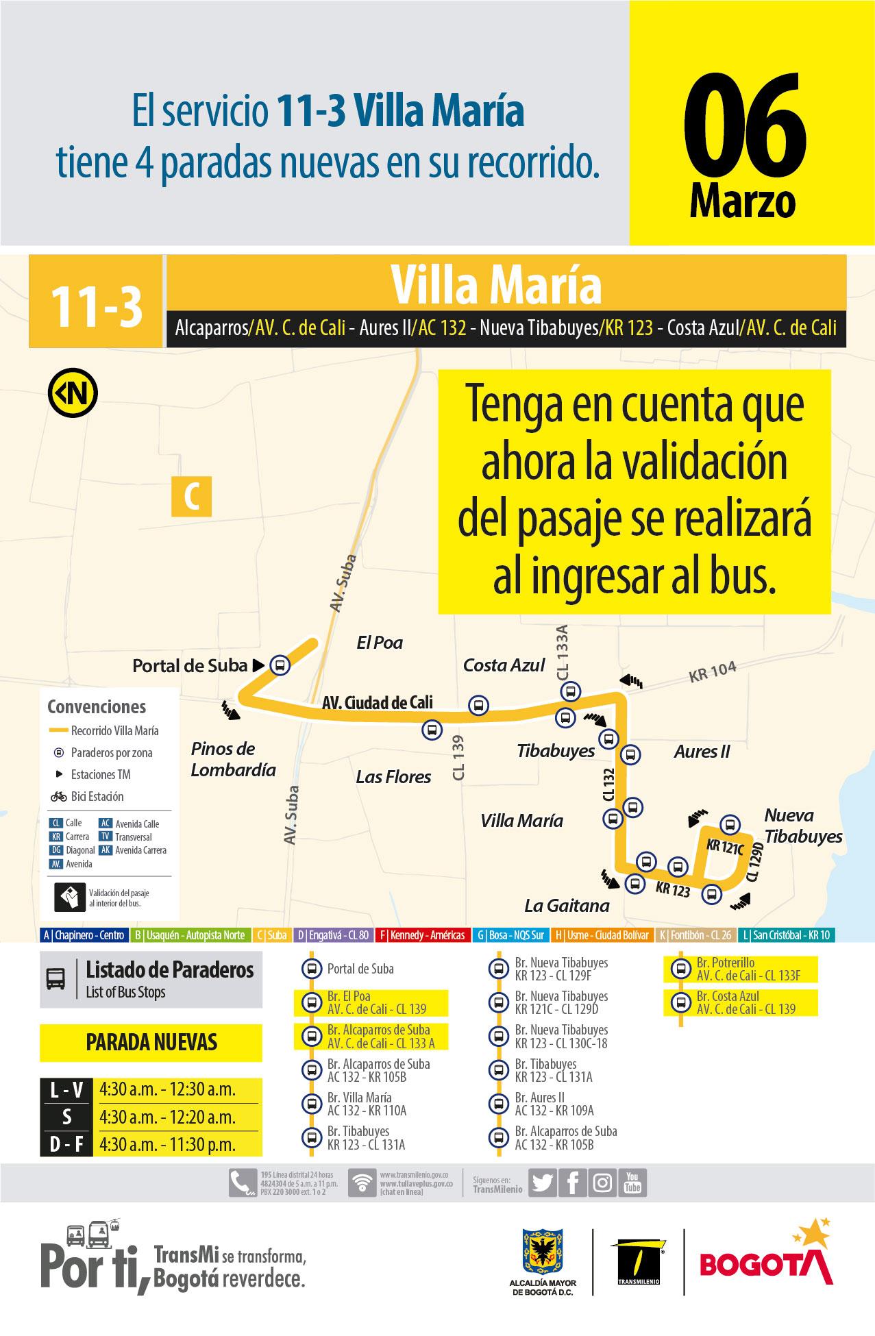 11-3 Villa María
