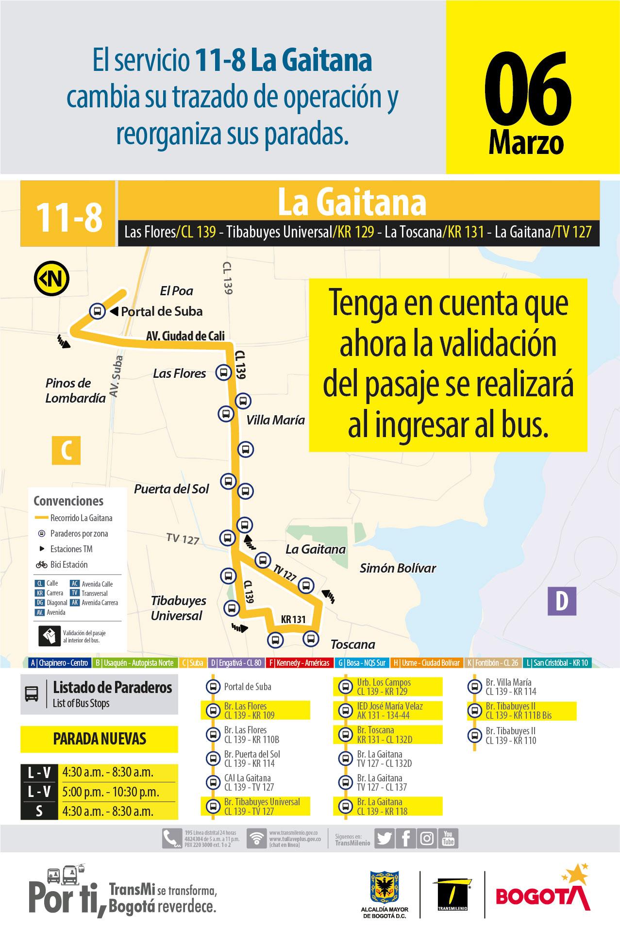 11-8 La Gaitana