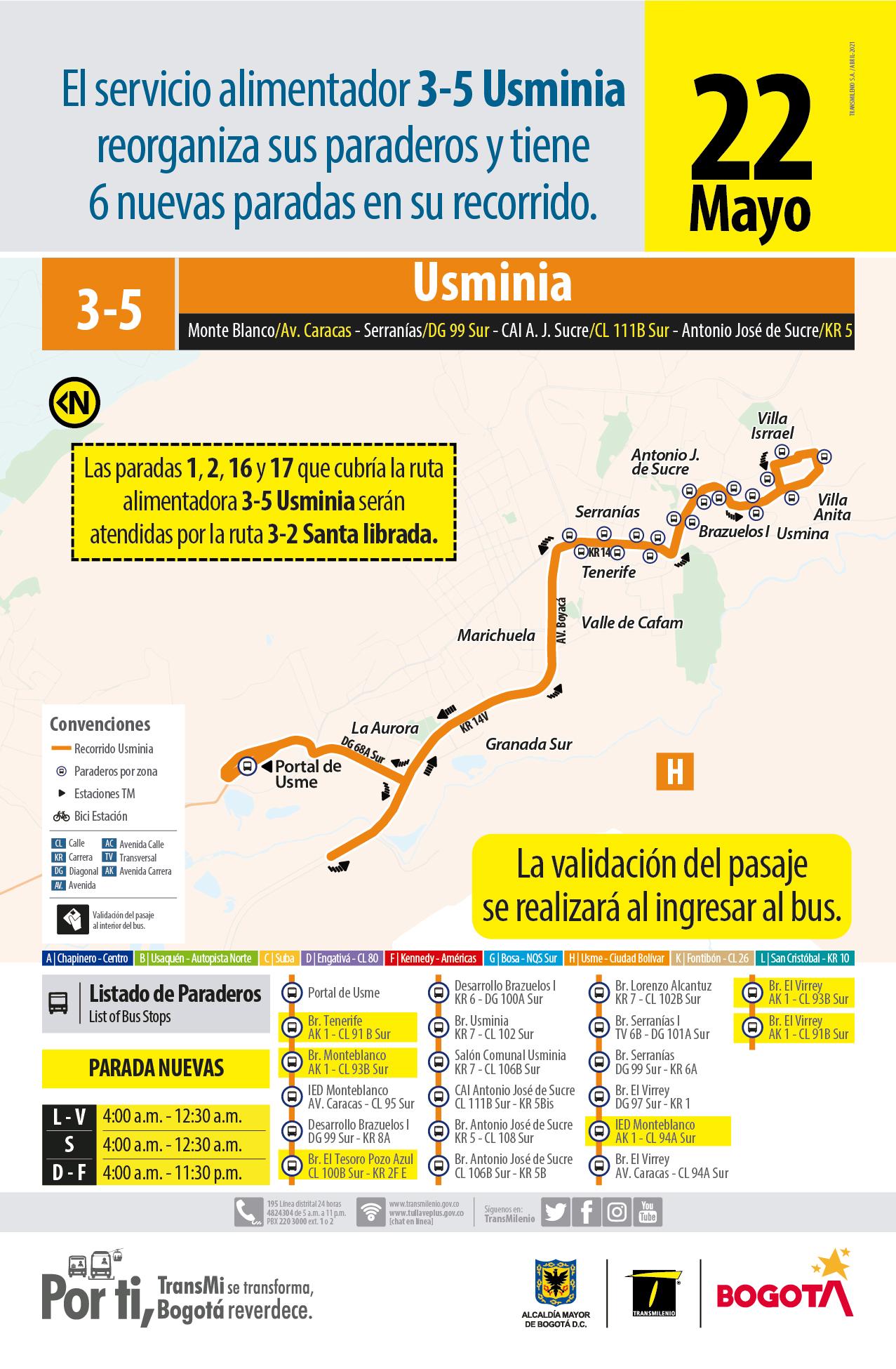 3-5 Usmina