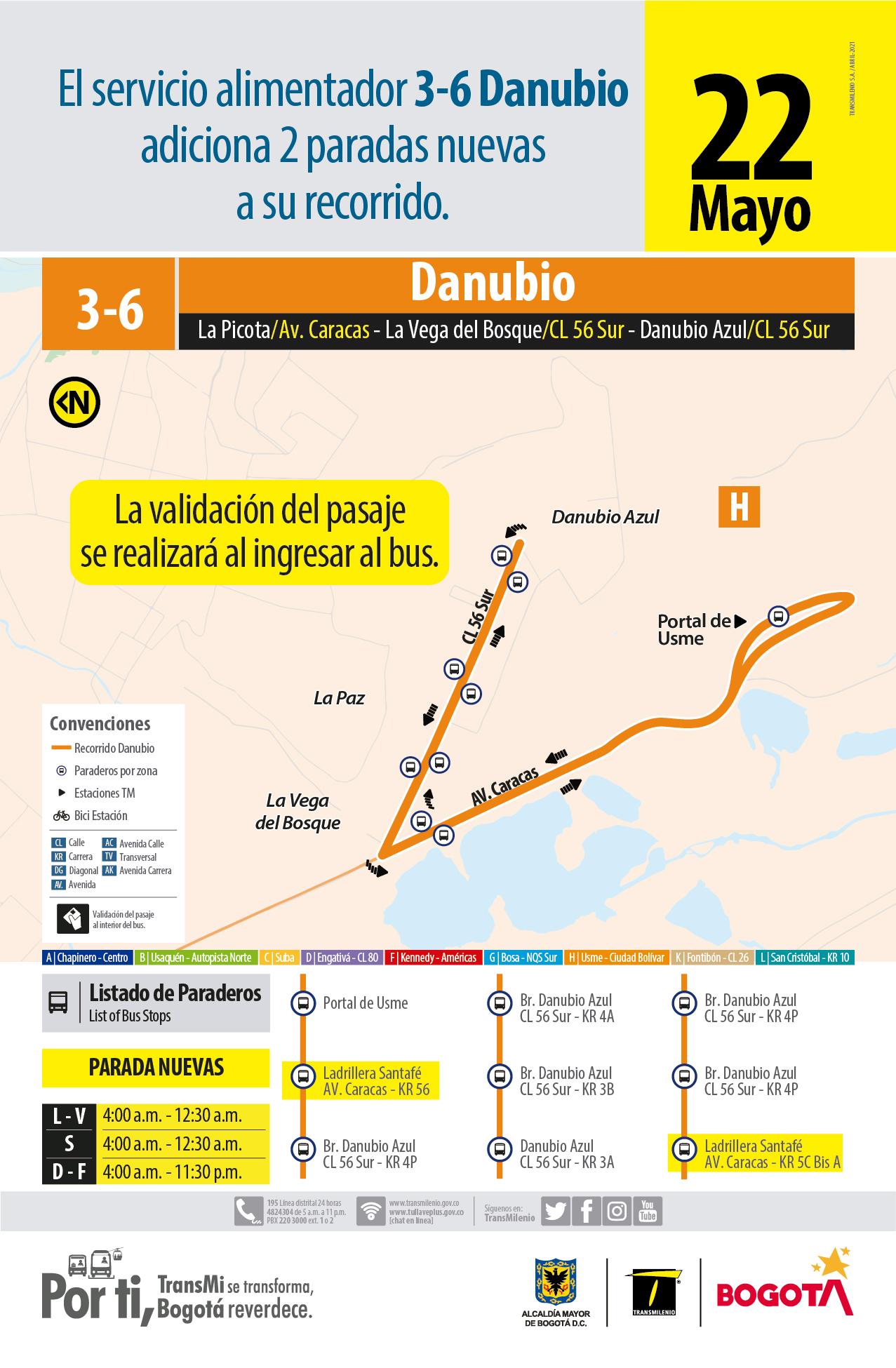3-6 Danubio