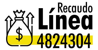 Recaudo línea 4824304