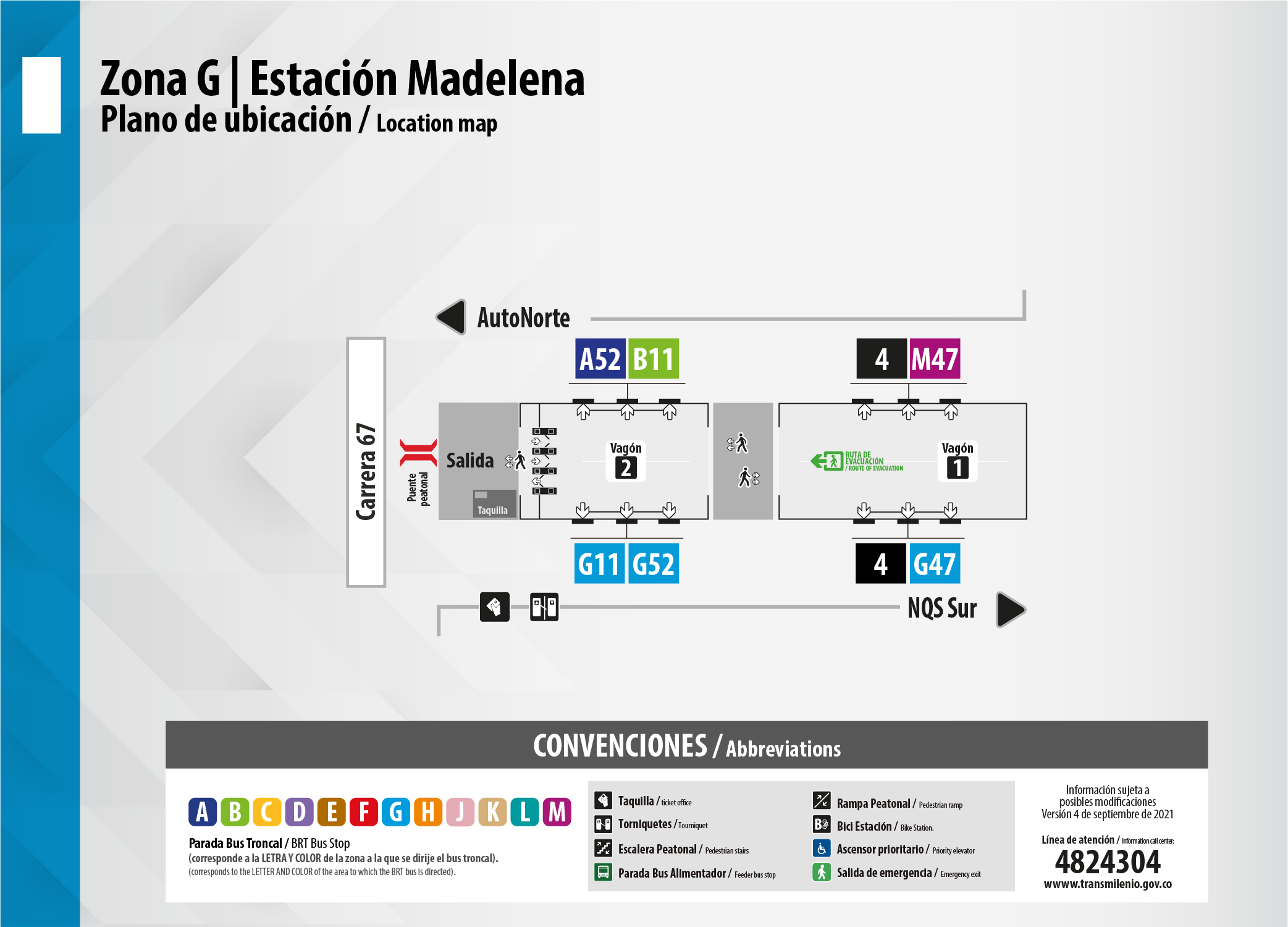 Estación de Madelena