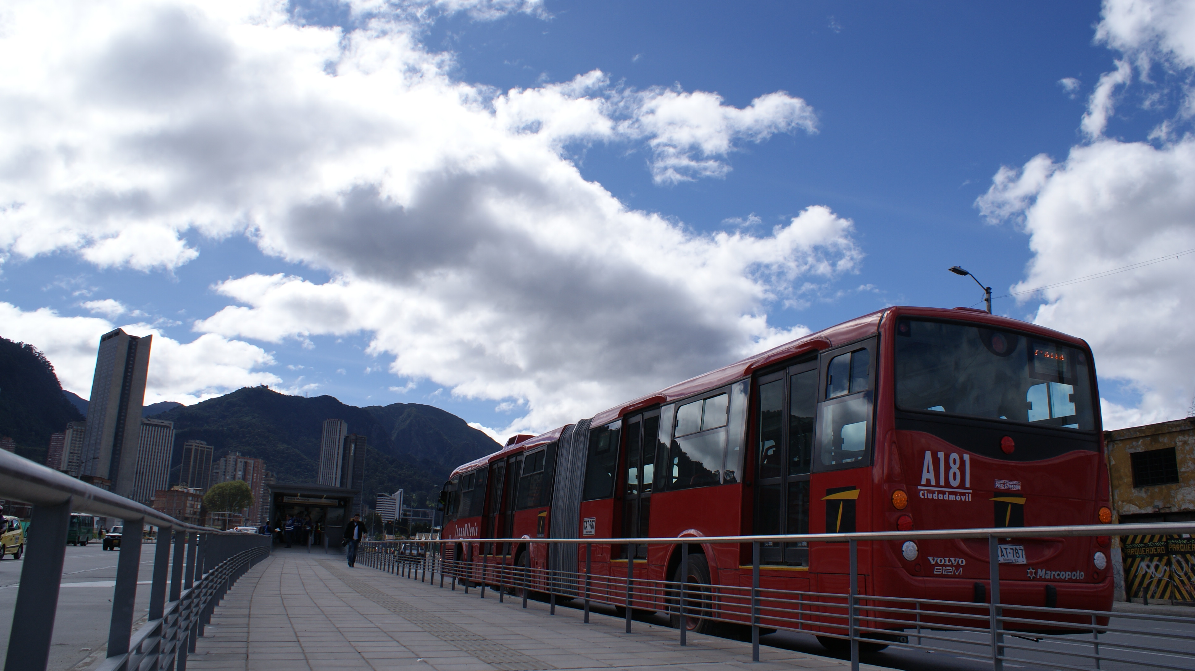 TRANSMILENIO DISMINUYE ÍNDICES DE ACCIDENTALIDAD