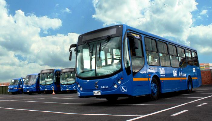 ¡Atención usuarios! Nuevo servicio urbano del SITP, N15