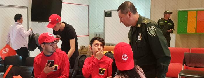 Empieza Hack36Móvil, iniciativa para jóvenes que quieren aportar con la seguridad y convivencia en TransMilenio