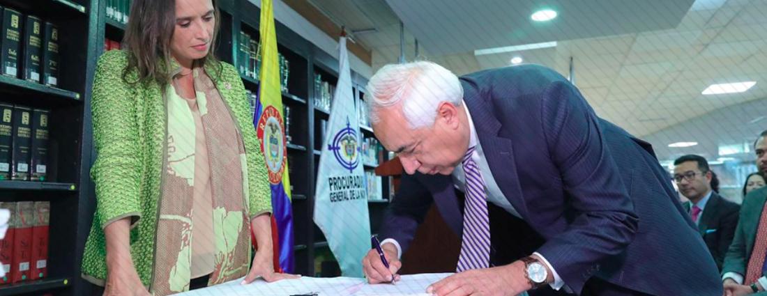 Firma por un Sí al SITP