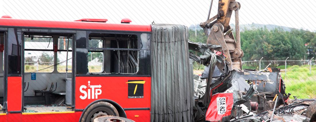 Chatarrización bus de TM de fase II
