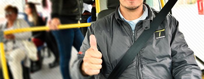 No más actos violentos contra nuestros conductores