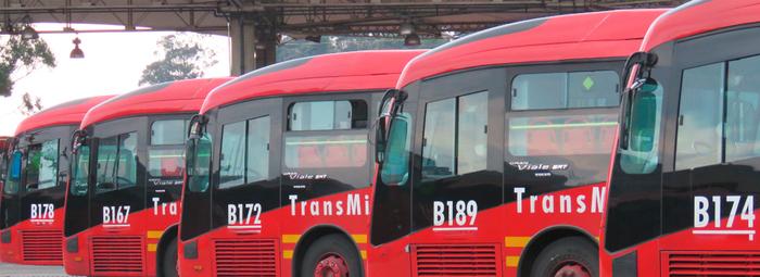 TransMilenio Avanza en la renovación del Sistema con 846 buses nuevos