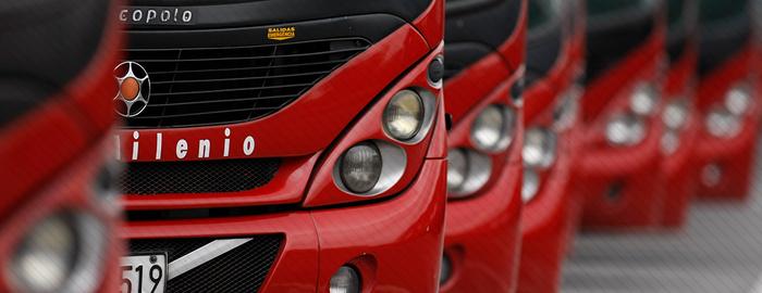 COMUNICADO OFICIAL: TRANSMILENIO S.A. se permite informar sobre los hechos ocurridos en el choque de dos buses