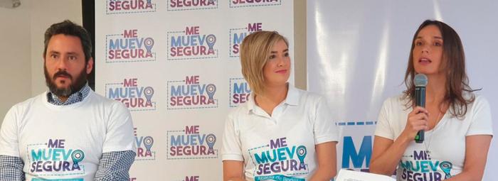 'Me Muevo Segura' la campaña para atender y sancionar el acoso que sufren las mujeres