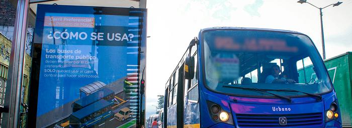 Conozca los cambios para las rutas del SITP E26A, 927, 97, 291, T55, 596, 694