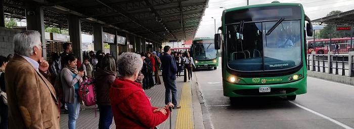 Rutas alimentadoras 7-3 Inglés y 16-7 La Estancia presentan novedad en su recorrido