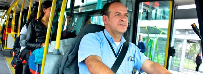 TransMilenio busca 11 mil conductores para trabajar en el Sistema