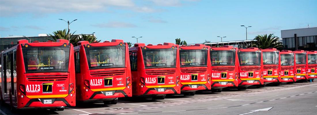 Las rutas L41-G41 entran en operación este sábado 5 de septiembre