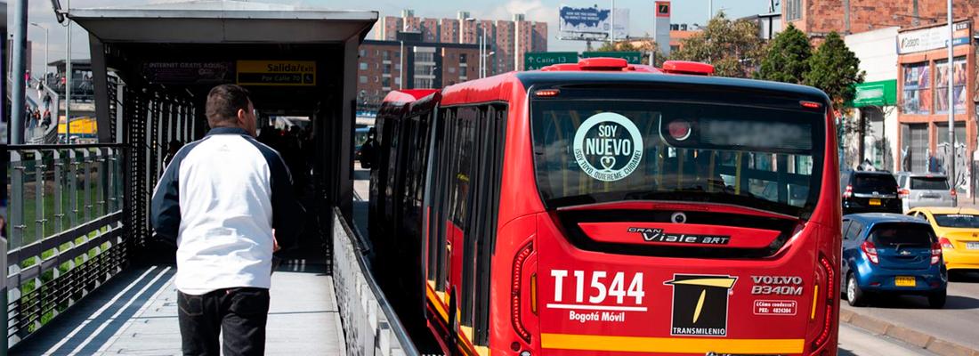 Así funcionará TransMilenio durante el toque de queda en Bogotá