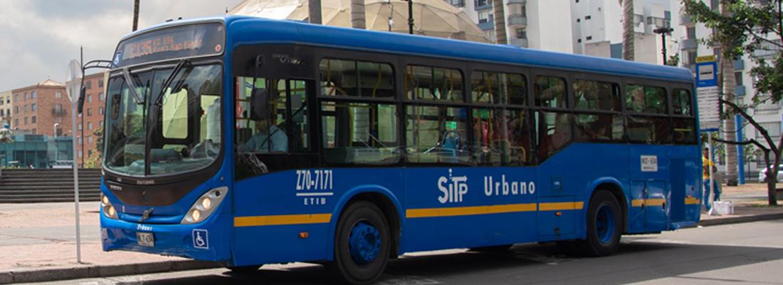 Entre los sectores El Recodo y Centro Andino se presentan alternativas de movilidad