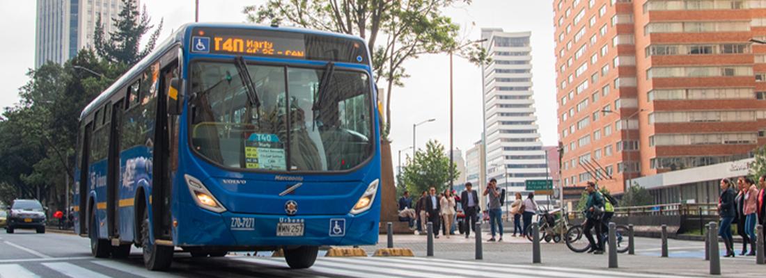 Ruta zonal C15 Chapinero - Bosa modifica su operación