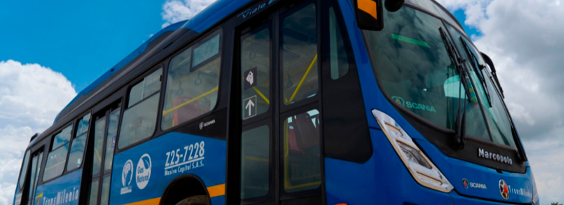 Servicio zonal 465A cambia su operación en el sector de Chicó Norte