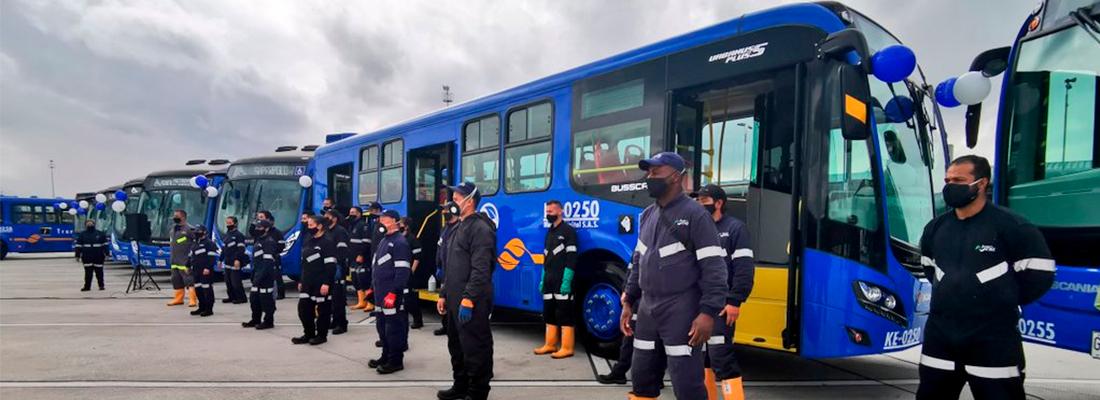 Nuevo servicio zonal L519 Los Laches - G519 Olarte