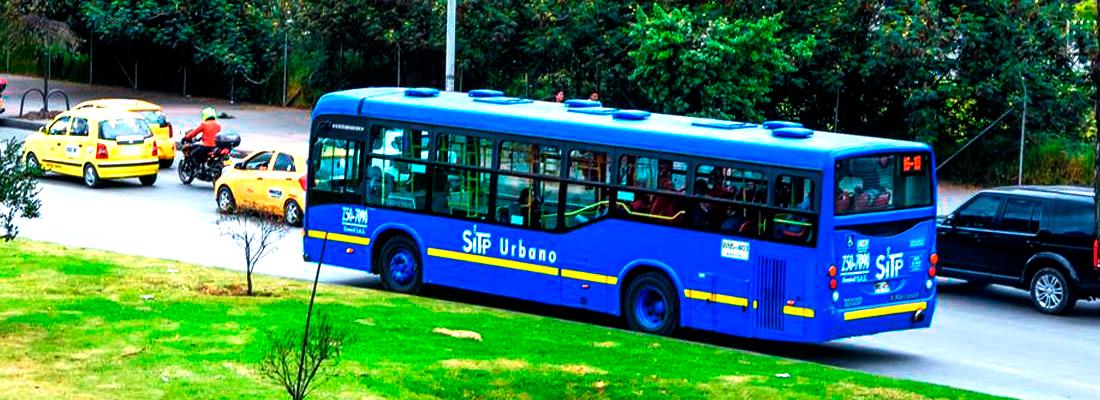 Nueva ruta del SITP conecta los sectores de Usaquén y Fontibón