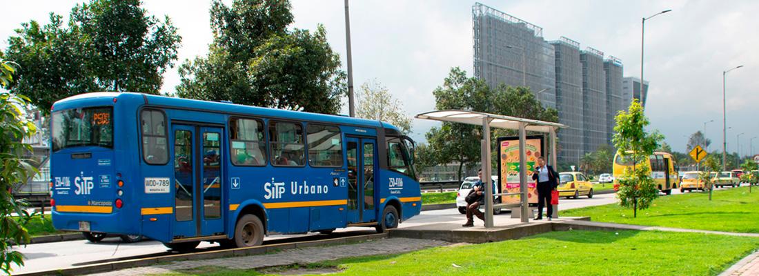 Así puedes conectarte entre Ciudadela El Recreo y Suba Corpas con las rutas del SITP