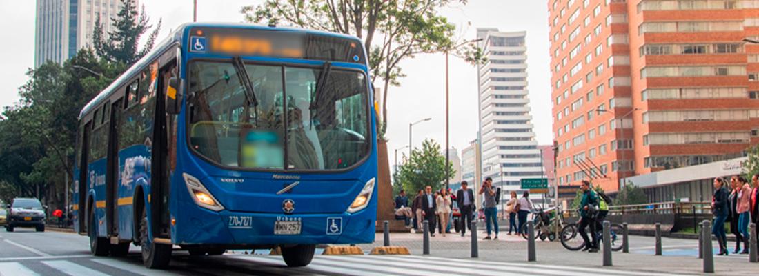 Nueva ruta del SITP conecta a Bilbao y la Estación 1° de Mayo